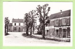 MAREUIL SUR OURCQ : La Gare Et Le Café De La Gare. 2 Scans. Edition Mignon - Frankreich