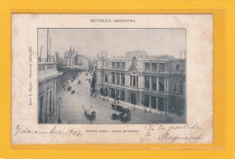 ARGENTINE - BUENOS AIRES - Calle Rivadavia - Animationj - Argentine