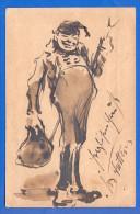 Malerei; Künstlerkarte Original Für Anton Maximilian Pachinger; Österreich; Linz - Künstlerkarten