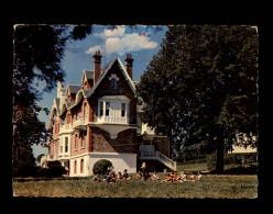 50 - GRANVILLE - Chateau Du Bonheur - Colonie De Vacances De GENNEVILLIERS 92 - Granville