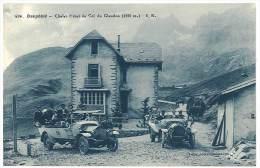 Dauphiné - Chalet-Hôtel Du Col Du Glandon ( Automobiles, Car PLM ) - Non Classés