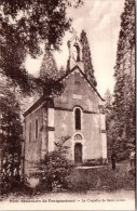 36 FONTGOMBAUD -- L'abbaye -- La Chapelle Saint Julien - France