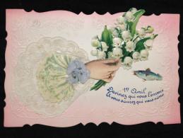 1er Avril - Devinez Qui Vous L´envoie Et Vous Saurez Qui Vous Aime - 1er Avril - Poisson D'avril