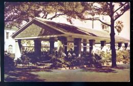 Cpa Etats Unis Usa St Augustine Florida -- Old Slave Market     JAN16 9 - St Augustine