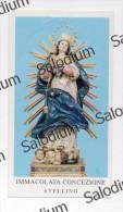Maria SS. Del Carmine - Monteforte Irpino - Santino - Holy Card - Images Religieuses