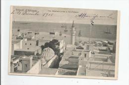 TRIPOLI D'AFRIQUE VUE GENERALE PRISE A VOL D'OISEAU 1905 - Libye