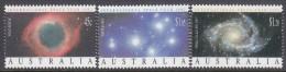 AUSTRALIA, 1992 SPACE YEAR 3 MNH - Neufs