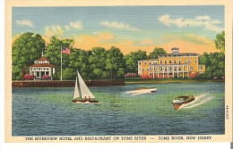 The Riverview Hotel And Restaurant On Toms River  -  Toms River, New Jersey - Toms River