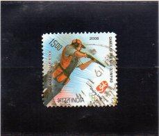 2008 India - Olimpiadi Di Pechino - Tiro (armas)