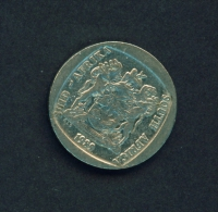 SOUTH AFRICA  -  1989  2r  Circulated Coin - South Africa