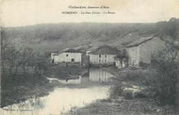 88 DOMREMY LA PUCELLE  Le Bois Chenu La Meuse   2 Scans - Domremy La Pucelle