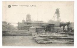 Saint Nicolas Tilleur Charbonnage De Horloz Carte Postale Ancienne Mine De Charbon - Saint-Nicolas