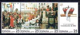 Spain - 1987 - 175th Anniversary Of Constitution Of Cadiz - MNH - 1931-Aujourd'hui: II. République - ....Juan Carlos I