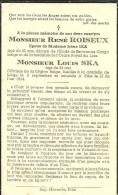 Rene Roiseux Louis Ska Ethe 40-44 - Virton