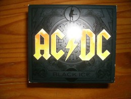 CD : ACDC - Black Ice - Hard Rock & Metal