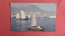 > China (Hong Kong) View Of Harbor  == ===   ==2168 - China (Hong Kong)