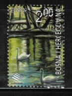 CEPT 2001 BA MI 234 USED BOSNIA AND HERZEGOVINA - 2001