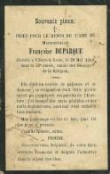 Meix Devant Virton Françoise Duparque Villers La Loue 1854 1910 - Meix-devant-Virton