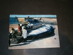 HOVERCRAFT S R N 6 - LIGNE CALAIS/RAMSGATE - - Cartes Postales