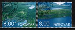 CEPT 2001 FO MI 402-03 USED FAROE ISLANDS - Europa-CEPT