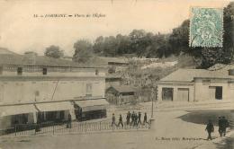 LORMONT PLACE DE L'EGLISE - France