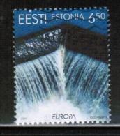 CEPT 2001 EE MI 368 USED ESTONIA - Europa-CEPT