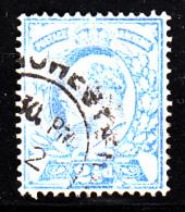 Great Britain Used Scott #131 2 1/2p Edward VII, Ultramarine - 1902-1951 (Rois)