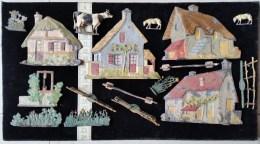 Lot D´anciens Accessoires, Figurines Pour Circuit De  Train, Ou Autre, Tous En Plomb,Etain, 19eme - Toy Memorabilia