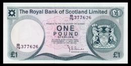 Scotland 1 Pound 1979 P.336 UNC - 1 Pond
