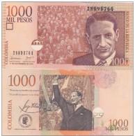 BILLETES  ///  COLOMBIA 1000 PESOS - Colombia