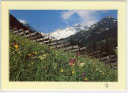MONTAFON - Sulzfluh Und Drei Türme Im Gauertal - Österreich