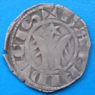 Lorraine Comté De Bar Henri II 1214-1239 , Denier Boudeau 1425 - 476-1789 Monnaies Seigneuriales