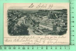 DIEZ: Gruss, Panorama - Diez