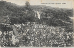 Haute-Alsace - Moosch - Cimetière Militaire - Carte Non Circulée - Oorlogsbegraafplaatsen