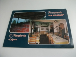 RISTORANTE TIPICO LIGURE LA STALLA  SANTA MARGHERITA LIGURE   LIGURIA - Hotels & Restaurants
