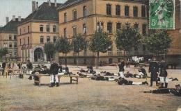 Armée Allemande - Exercice De Tir - Edition C. Cain - Manovre