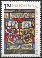 Liechtenstein: Stemma, Armoiries, Coat Of Arms - Vetri & Vetrate