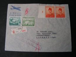 == Indonesia Medan R-cv. 1961  Devizen Zensur ! - Indonesien