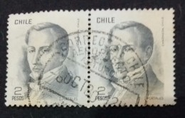 CHILE, USED, AS PER SCAN - Chile