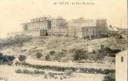 Cette - Le Fort Richelieu - Sete (Cette)