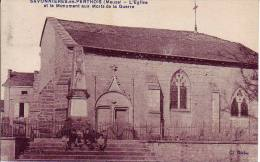Savonnieres En Perthois   L'Eglise - Autres Communes