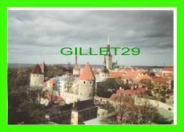 TALLINN, ESTONIE - VIEW OF THE DOWNTOWN - - Estonie