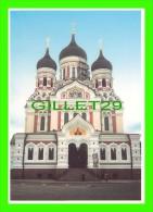 TALLINN, ESTONIE - ALEXANDER NEVSKII RUSSIAN ORTHODOX CATHEDRAL, XIX CENTURY - - Estonie