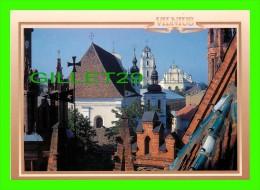 VILNIAUS, LITUANIE, VILNIUS  - PANORAMA - A BALTIJOS ARAS - - Lituanie