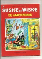 Suske En Wiske DE KAARTENDANS N°101 Par Willy Vandersteen Editions Standaard Uitgeverij De 1983 - Suske & Wiske