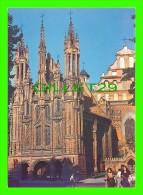 VILNIAUS, LITUANIE, VILNIUS  - ST ANNE'S CHURCH - ANIMATED - FOT. J. JAKIMAVICIUS , 1990 - MINTIS - - Lituanie