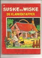 Suske En Wiske DE KLANKENTAPPER N°103 Par Willy Vandersteen Editions Standaard Uitgeverij De 1981 - Suske & Wiske