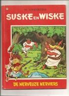 Suske En Wiske DE NERVEUZE NERVIERS N°69 Par Willy Vandersteen Editions Standaard Uitgeverij De 1967 - Suske & Wiske