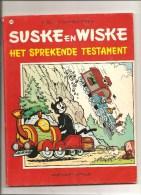 Suske En Wiske HET SPREKENDE TESTAMENT N°119 Par Willy Vandersteen Editions Standaard Uitgeverij De 1981 - Suske & Wiske