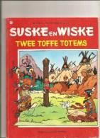 Suske En Wiske TWEE TOFFE TOTEMS N°108 Par Willy Vandersteen Editions Standaard Uitgeverij De 1980 - Suske & Wiske